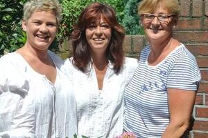 Sabine Noack, Catheline Höge, Marlies Elmers